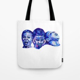 See no Hear no Speak no Tote Bag