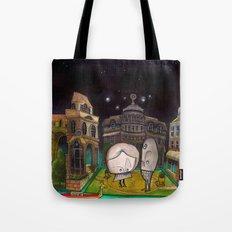Diorama Tote Bag
