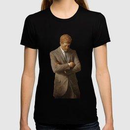 John F. Kennedy Painting T-shirt