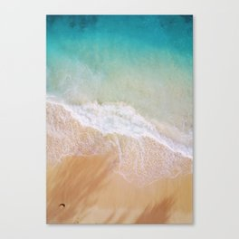 Dream Beach Canvas Print