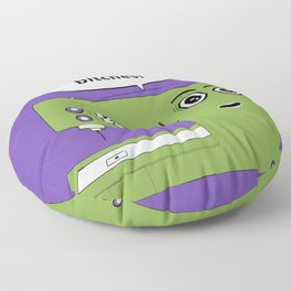 You Got Owned Floor Pillow