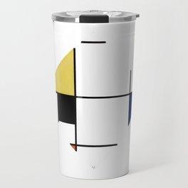 Naked Mondrian Travel Mug