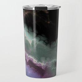 Mysterious Fractal  Travel Mug