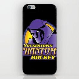 Youngstown Phantoms Hockey iPhone Skin