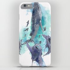 Star Sharks & Rays iPhone 6s Plus Slim Case