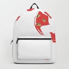 Martial Arts Jiu Jitsu Clothing Jiu Jitsu And Tacos Backpack