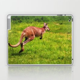 Wild Wallaby - Australian Animal Laptop & iPad Skin