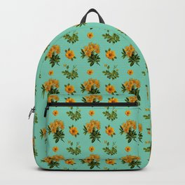YELLOW FLOWERS Backpack