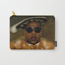 Jay in Shades Carry-All Pouch