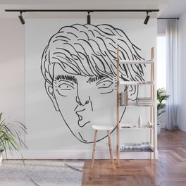 Donald Trump Wall Mural