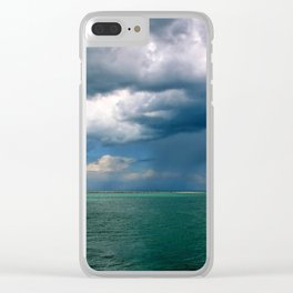 Thunderstorm Clear iPhone Case