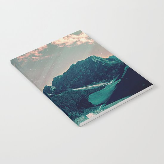 Mountain Call Notebook