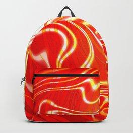 Radiating Waves Warm Backpack