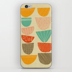 Stacks iPhone Skin