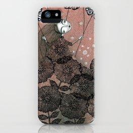 Night Garden (1) iPhone Case