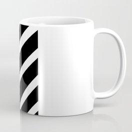 Black'n'White Stripes Coffee Mug