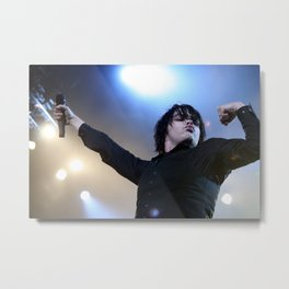 Gerard Way Metal Print