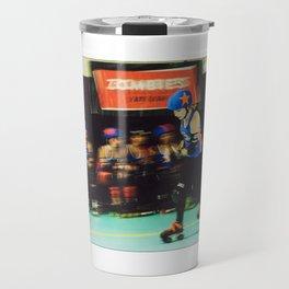 Roller Derby Jammer Travel Mug
