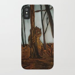 the wild unknown  iPhone Case