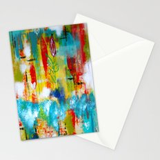 The Corinna Abstract Stationery Cards