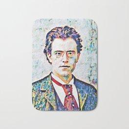 Gustav Mahler (1860 – 1911) Bath Mat