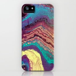 Geode iPhone Case