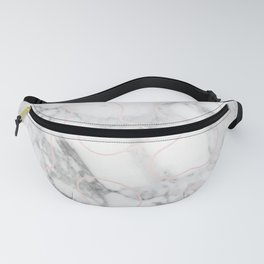 Marble Gold Session III-XV Fanny Pack