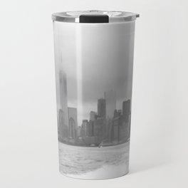 Coast Guard and NYC Travel Mug