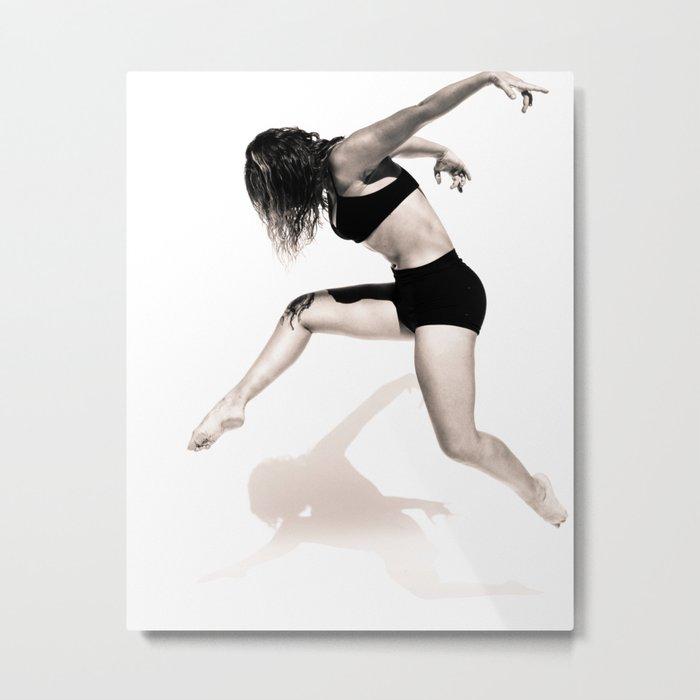Laura - Dancer Series 1 Metal Print