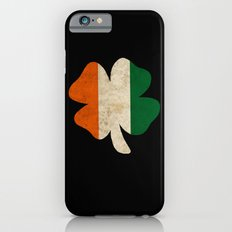 Four Leaf Clover iPhone 6s Slim Case