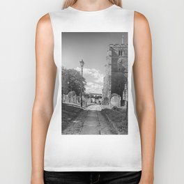All Saints Church and Collegiate Buildings Biker Tank