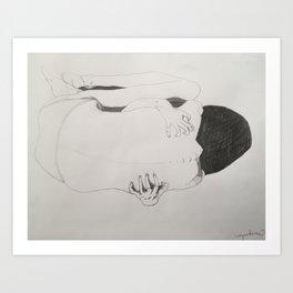 Ana #2 Art Print