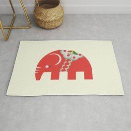 Swedish Elephant Rug