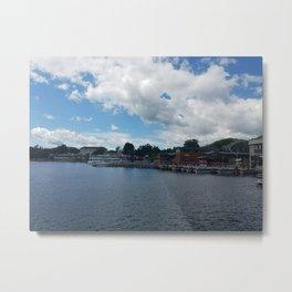 Lake George Metal Print