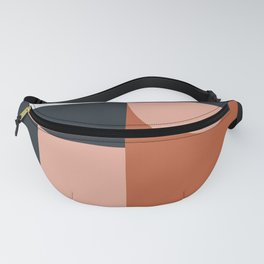 Abstract Geometric 09 Fanny Pack