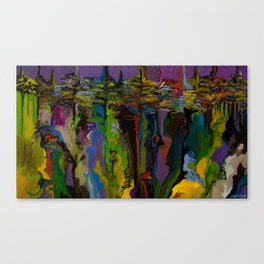 Chicot    Canvas Print