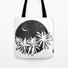 Vagabond Palm Tote Bag