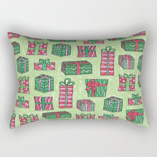 Christmas 05 Rectangular Pillow