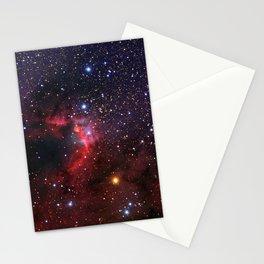 Cave Nebula Stationery Cards