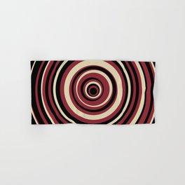 Team Colors - Arizona - Circles! Hand & Bath Towel