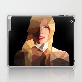 Black Frost Laptop & iPad Skin