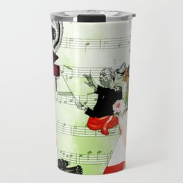 Classical music Travel Mug
