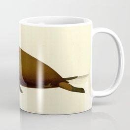 Brown Seal Coffee Mug