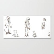 Inside Series Canvas Print