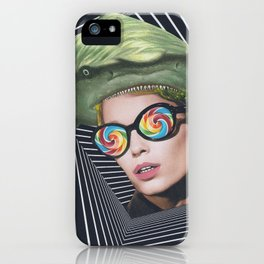Headache iPhone Case