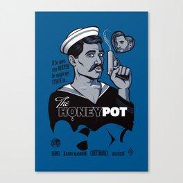 The Honeypot Canvas Print
