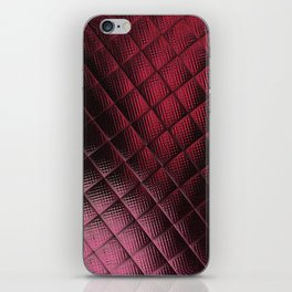 Rose Red Light iPhone Skin