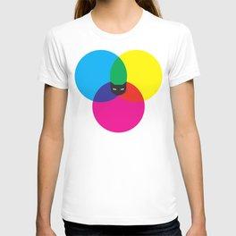 CMYKAT T-shirt