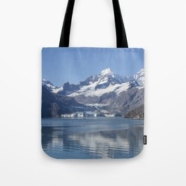 John Hopkins Glacier Tote Bag