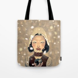 Snowhite Tote Bag